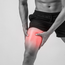 Electrotherapy Solutions to Knee Pain