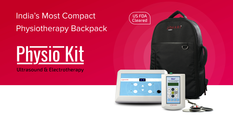 Physiotherapy Kit  for Home Visits
