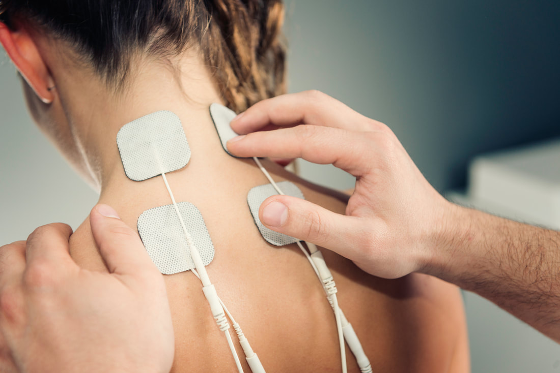 Electrotherapy - a well-established therapy