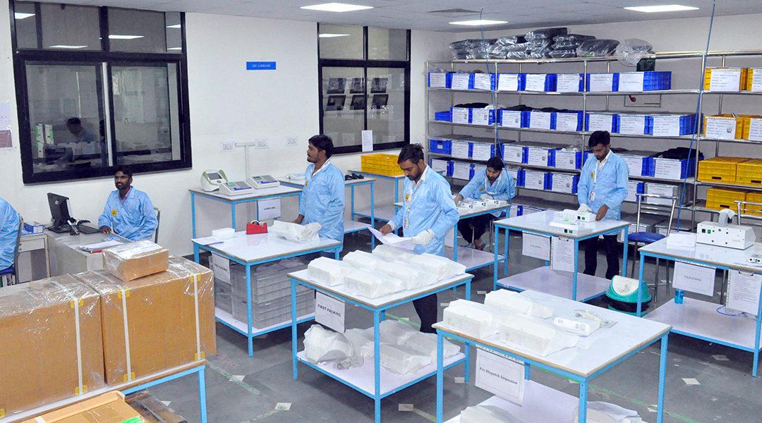 Pre Dispatch Inspection in Johari Digital