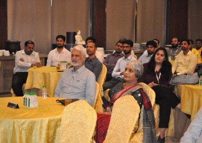 Nisha Johari at General Meet