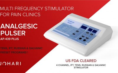 Analgesic Pulser : Most Versatile Device in Physiotherapy