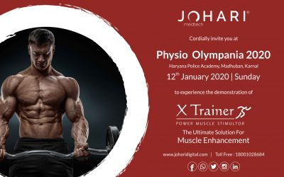 Johari Digital Partnering with Physio Olympania-2020