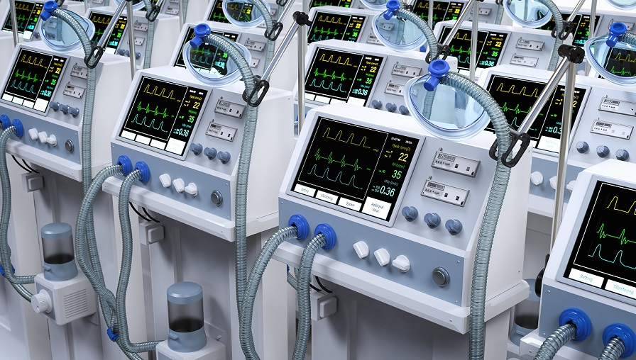 The right manufacturing partner for your ventilator designs