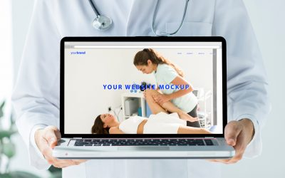 Market your Physiotherapy Practice with your own website