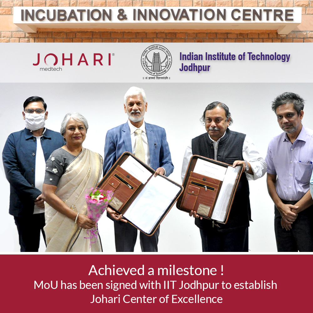 Johari Partners with IIT