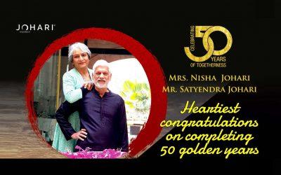 Johari Digital celebrates Founder's 50 Years of Togetherness