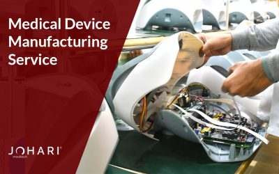 Medical Device Manufacturing Services: Evolutionary Trend in 2021