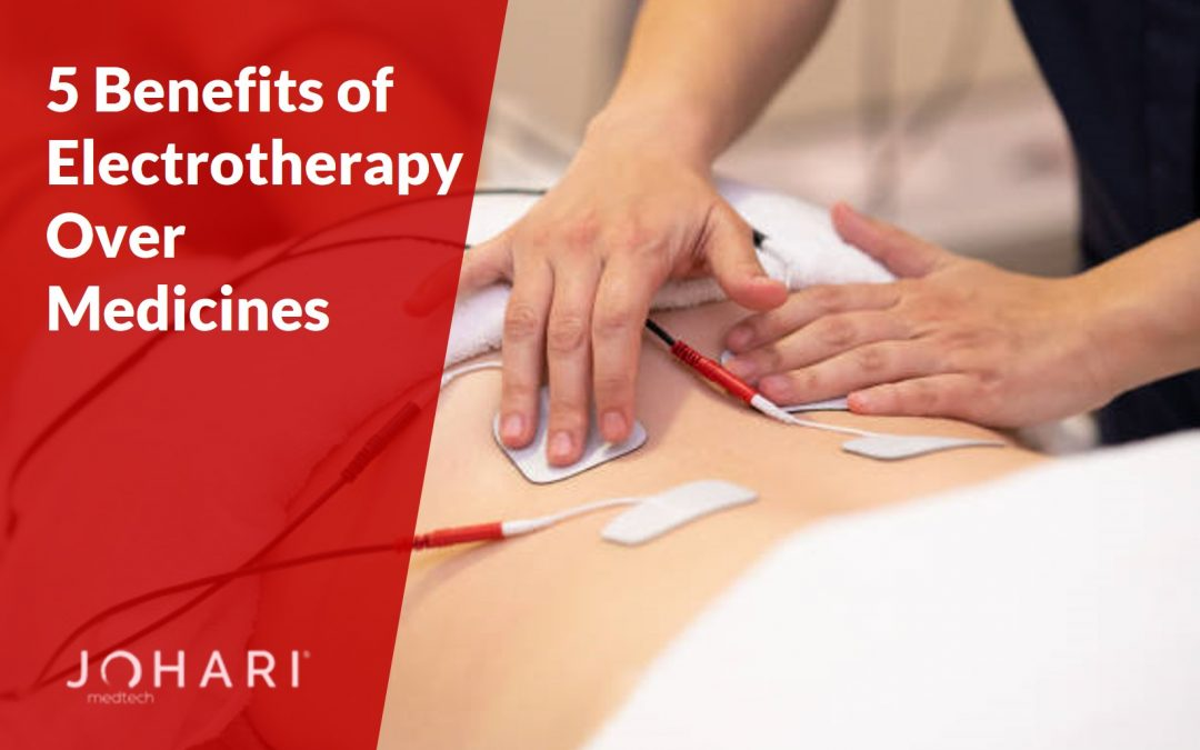 5 Benefits of Electrotherapy Over Medicines