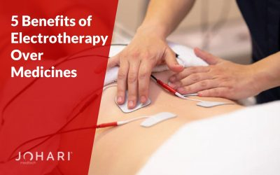 5 Benefits of Electrotherapy Over Medicine