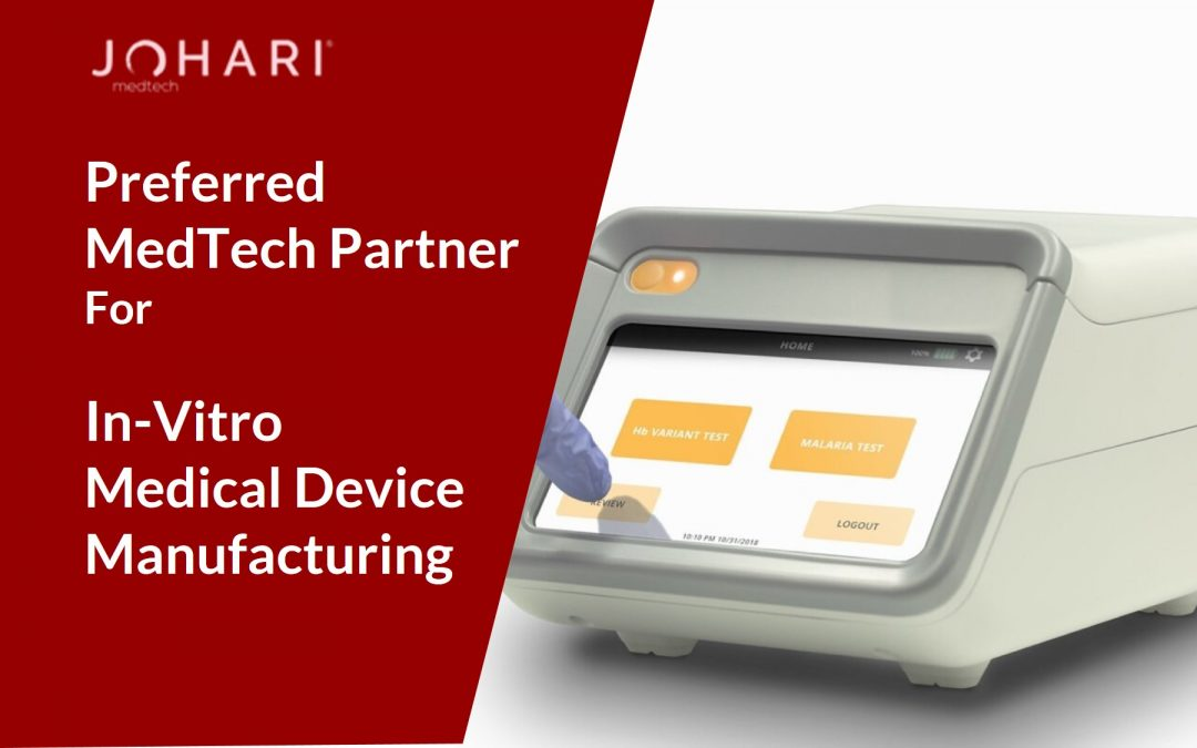 In Vitro Diagnostic (IVD) Device Manufacturer